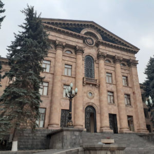 Support to Parliamentary Reform in Armenia